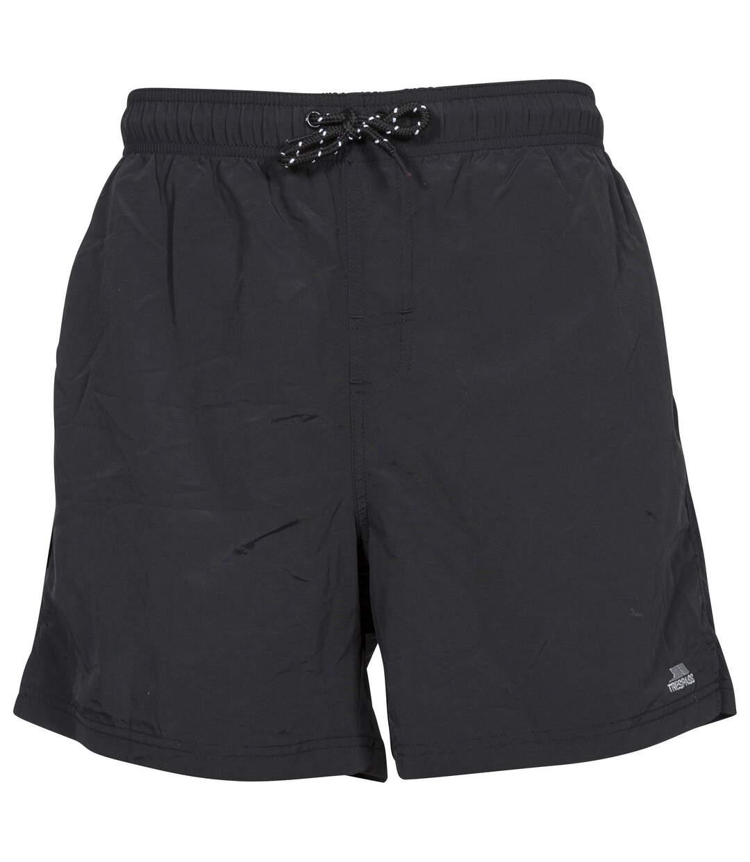Trespass Mens Luena Swimming Shorts (Black) - UTTP4058