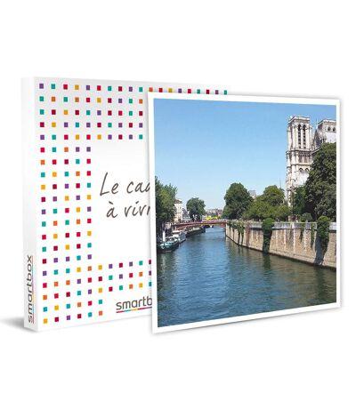 SMARTBOX - Visite guidée de Paris pour 6 personnes - Coffret Cadeau Sport & Aventure