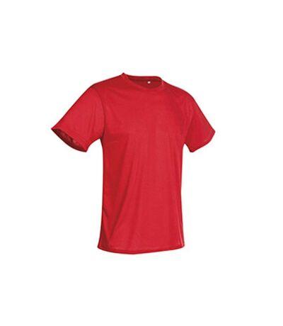 Stedman - T-shirt - Hommes (Rouge) - UTAB350