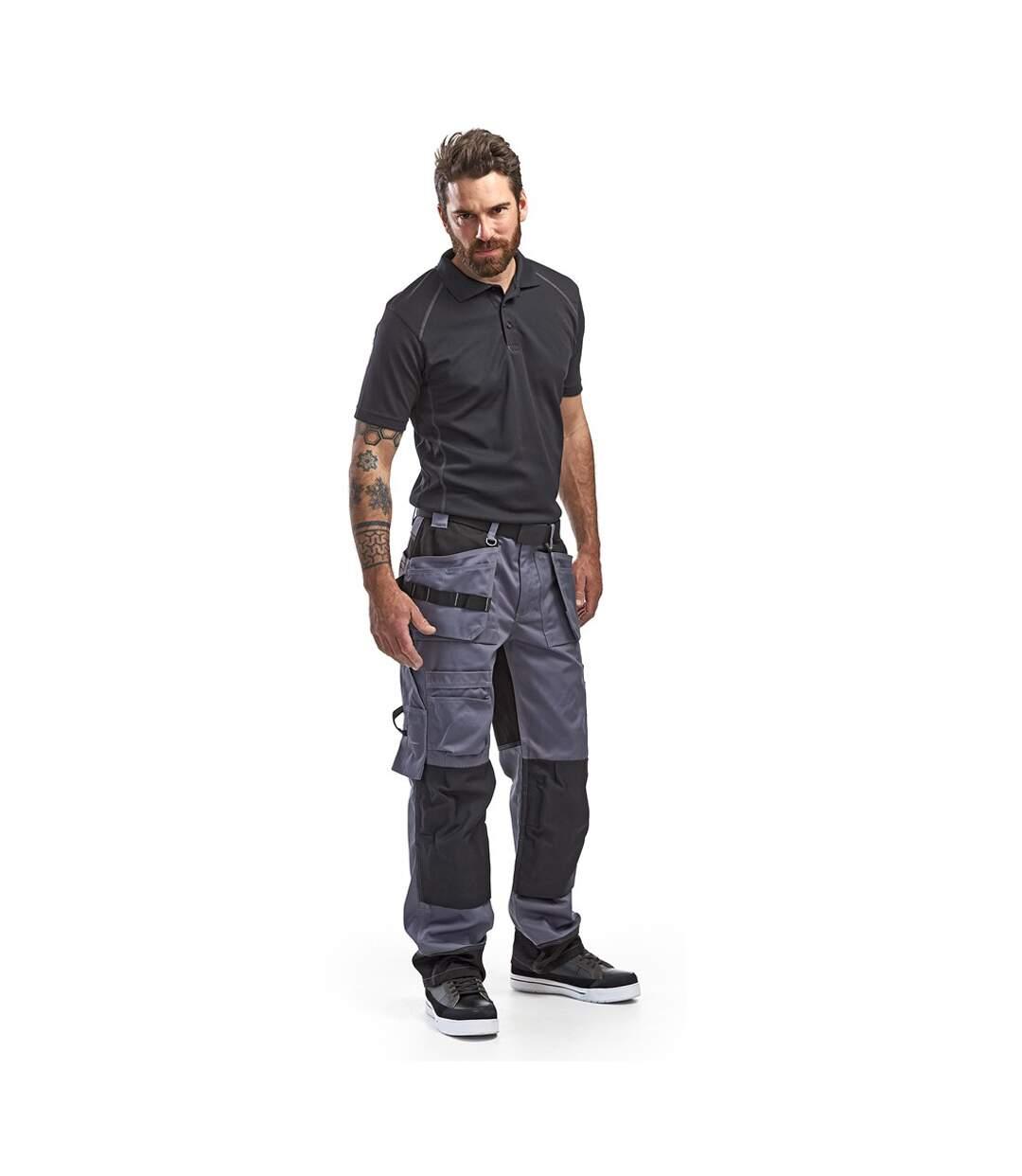 Pantalon   + Blaklader bicolore