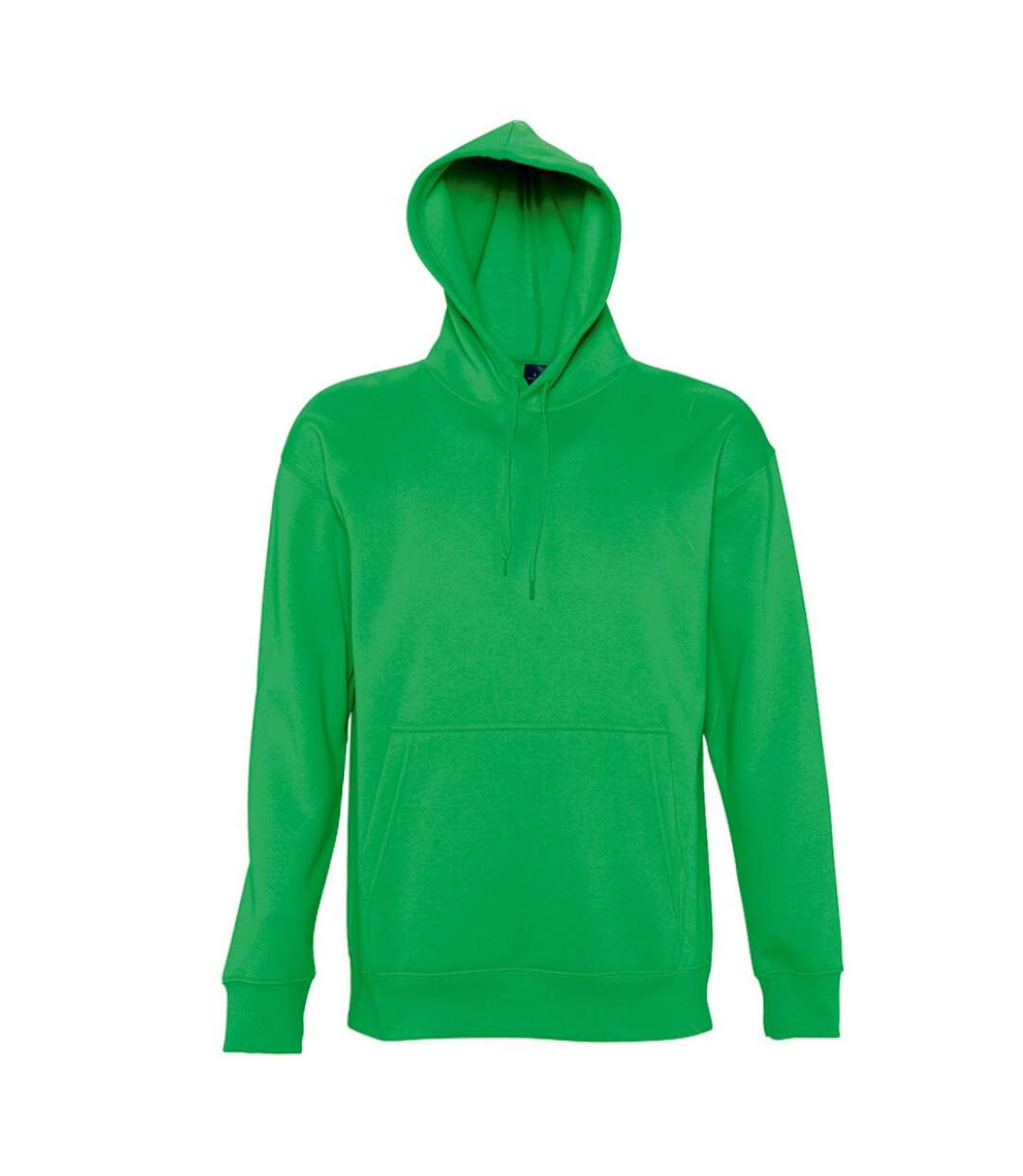 SOLS Slam Unisex Hooded Sweatshirt / Hoodie (Kelly Green) - UTPC381