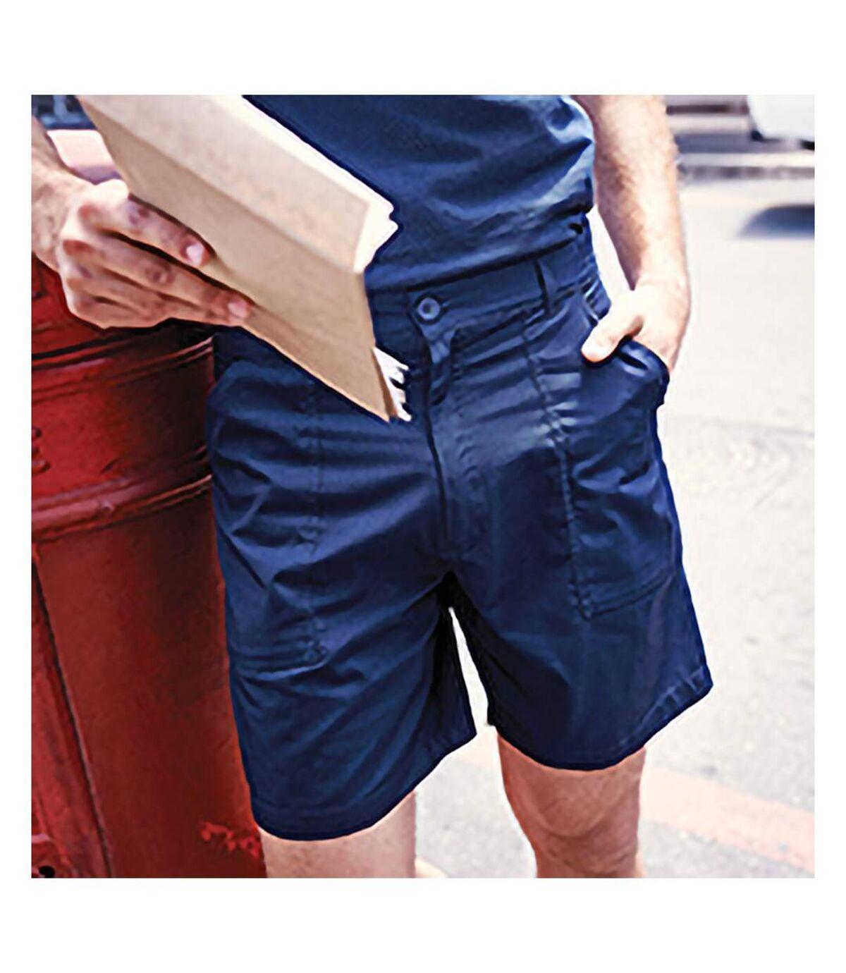 Regatta Mens New Action Sports Shorts (Navy) - UTRW1235
