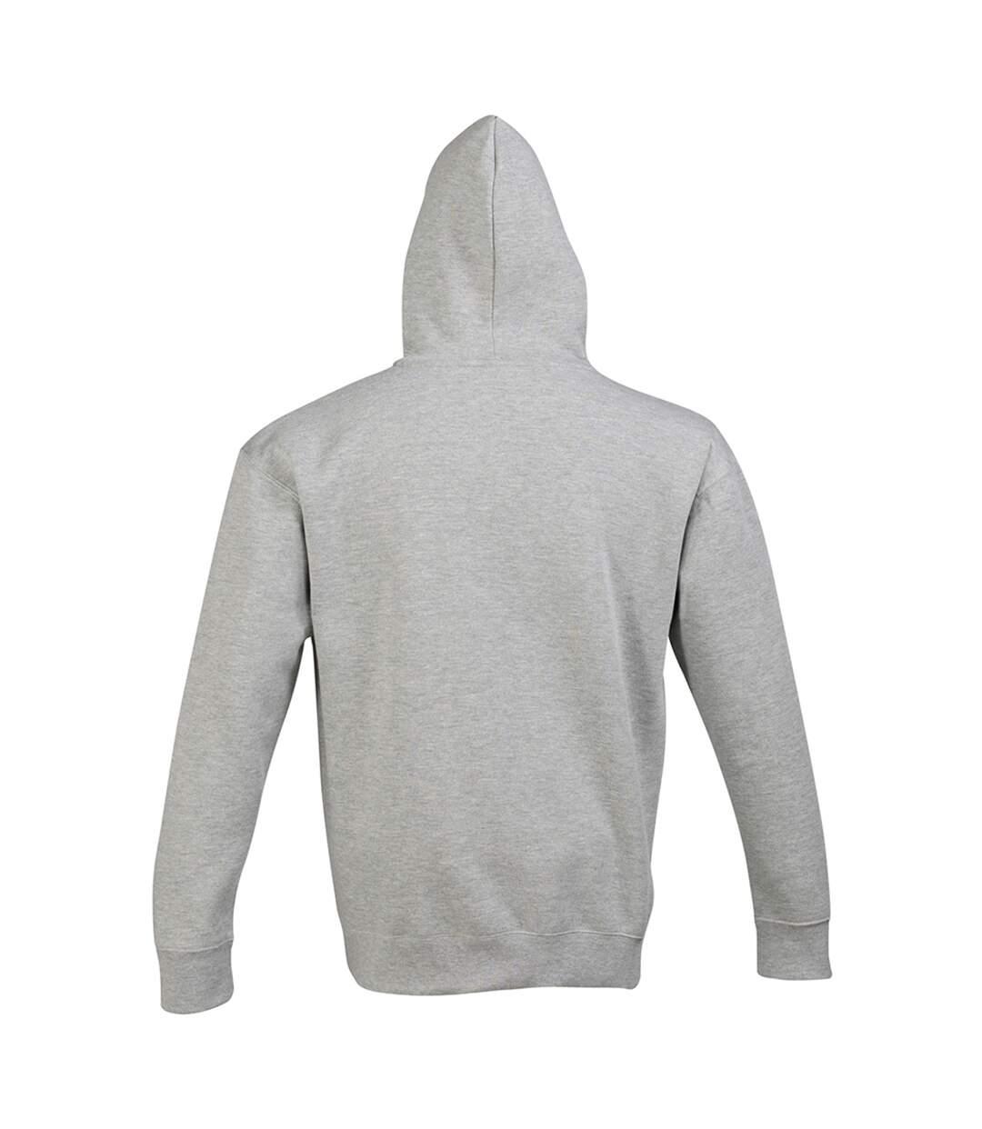 SOLS Slam Unisex Hooded Sweatshirt / Hoodie (Turquoise) - UTPC381