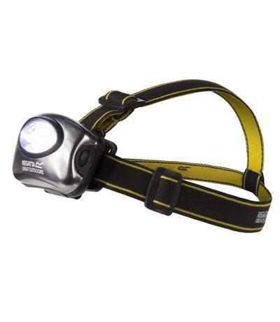 Regatta - Lampe frontale à 5 LEDs (Noir) (Taille unique) - UTRG523