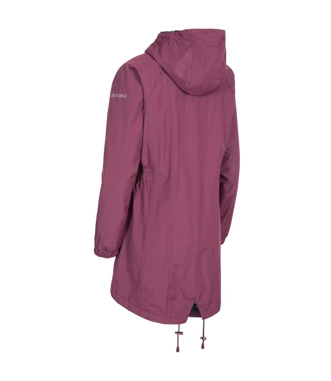 Trespass Womens/Ladies Waterproof Shell Jacket (Fig) - UTTP4040