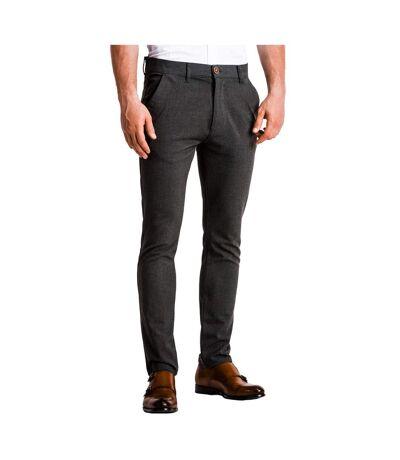 Pantalon chino homme Pantalon 832 gris foncé