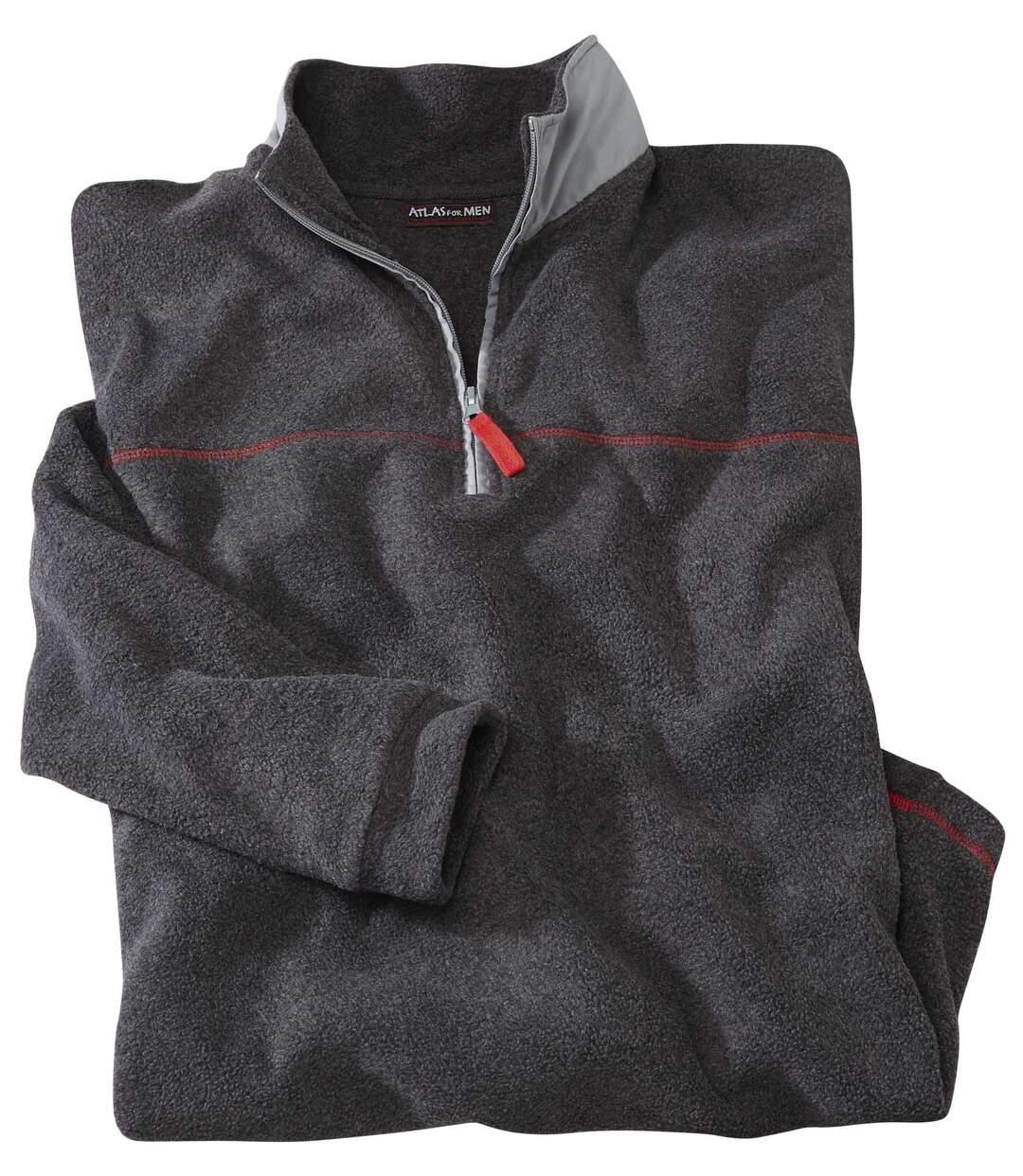 Rock Cutt polár pulóver