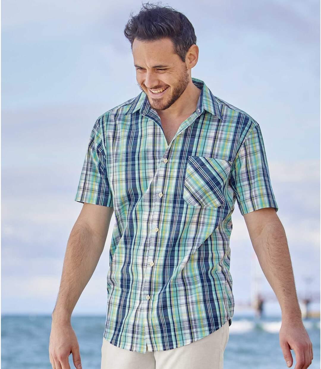 Koszula w kratę Pacific Passion Atlas For Men