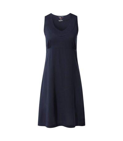 Craghoppers - Robe SIENNA - Femme (Bleu marine) - UTCG1059