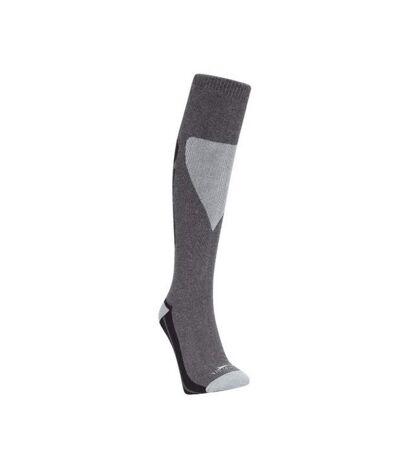 Trespass - Chaussettes de ski HACK - Homme (Gris) - UTTP872