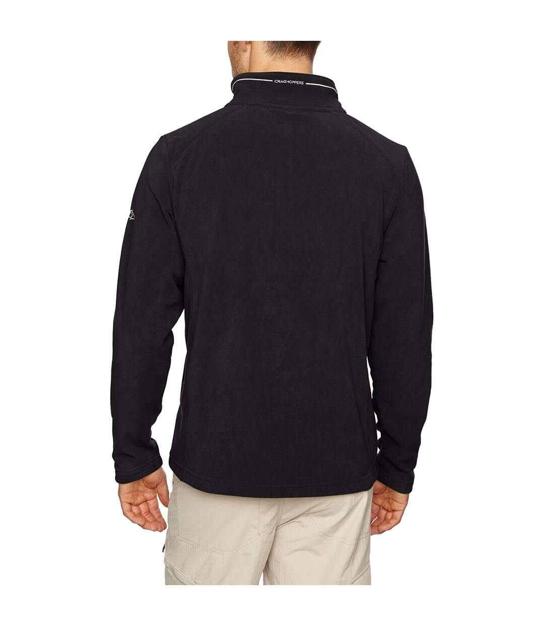 Craghoppers Corey II Lightweight Microfleece Top (Navy) - UTRW339