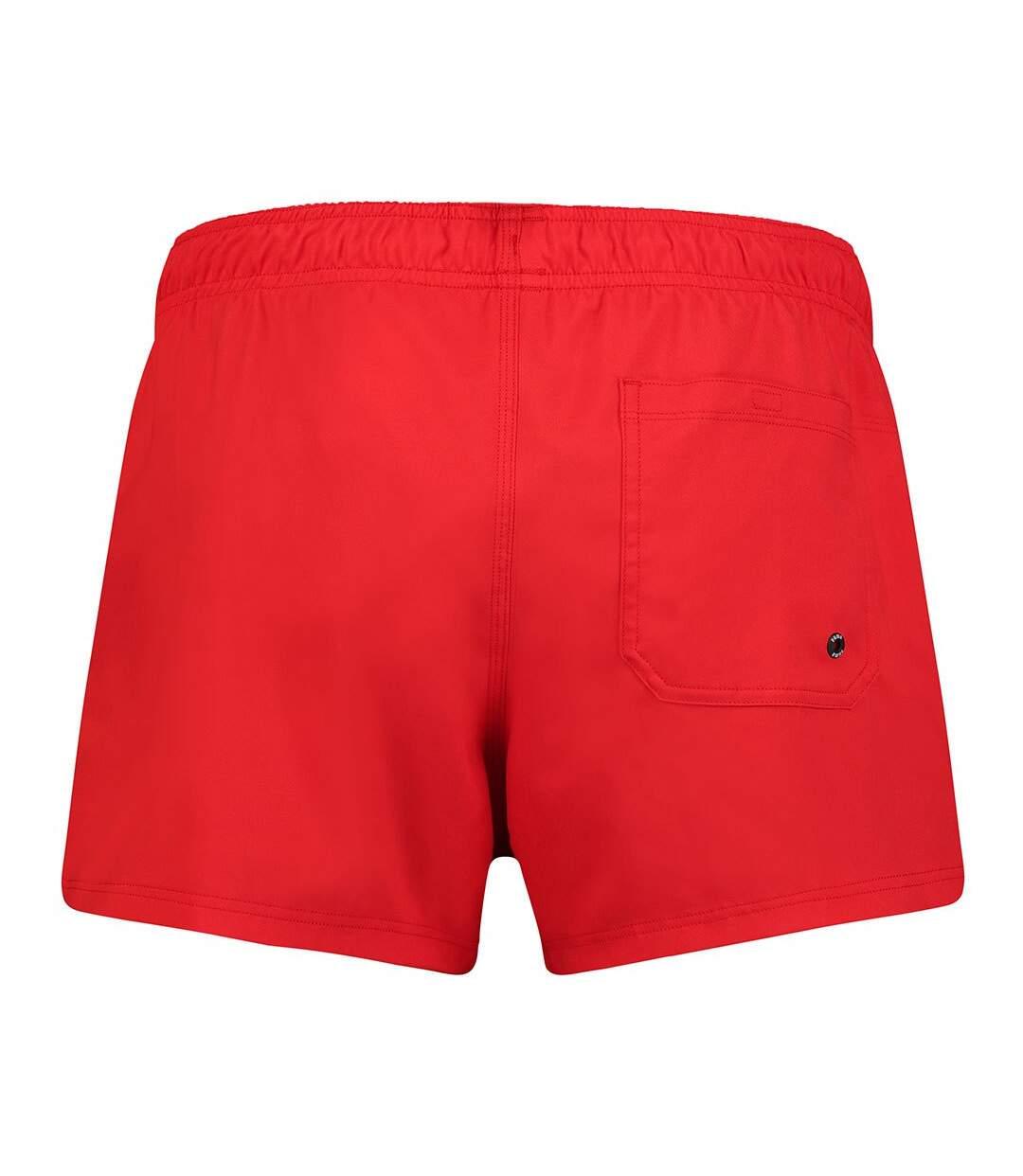 Puma Mens Swim Shorts (Red) - UTRD605