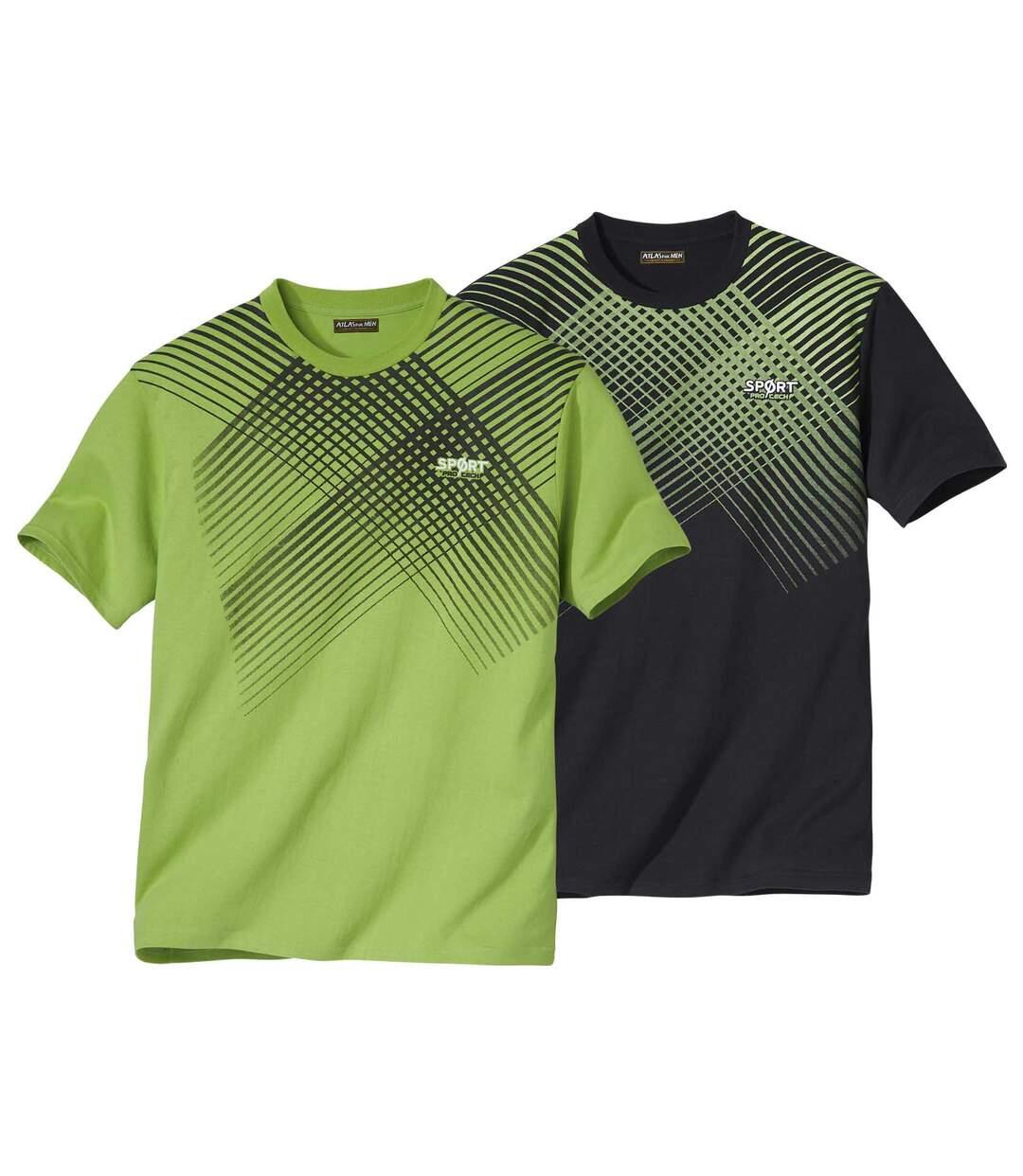 2 darabos Sport póló szett