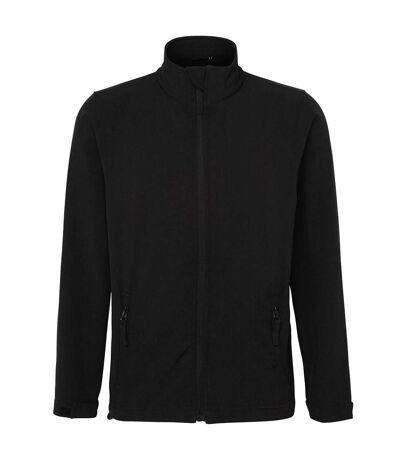 RTXtra Mens Classic 2 Layer Softshell Jacket (Black) - UTRW5579