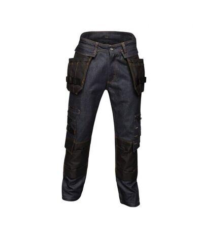 Regatta - Pantalon de travail DEDUCTIVE - Homme (Denim foncé) - UTRG3808