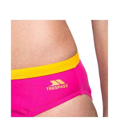 Trespass Womens/Ladies Nuala Bikini Bottoms (Pink Lady) - UTTP4092