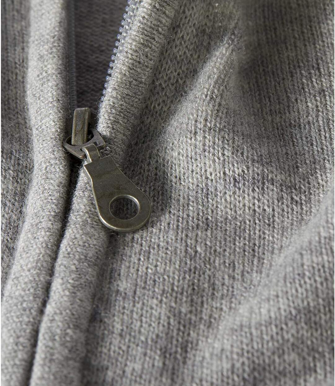 Sweter z wełny merynosów i kaszmiru