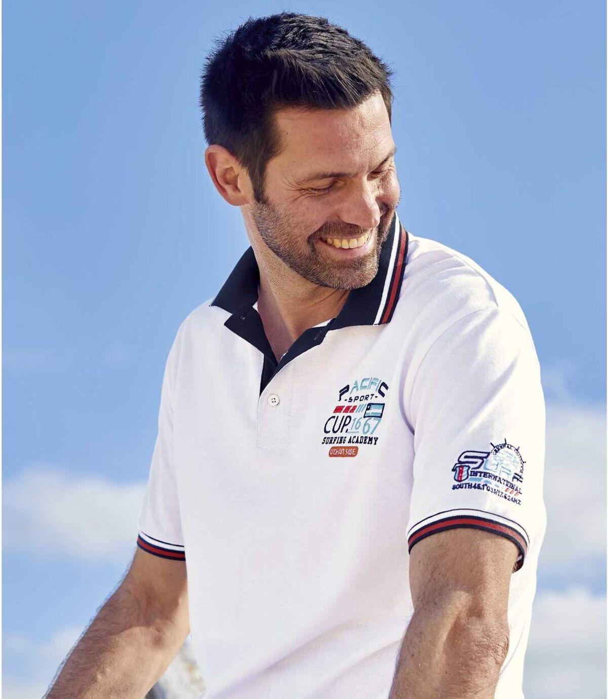 Zestaw 2 koszulek polo Pacific Surf Atlas For Men