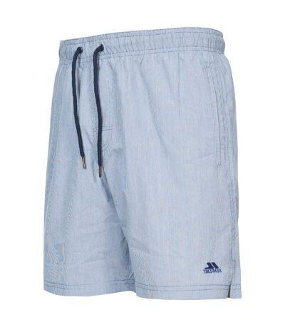 Trespass Mens Volted Summer Shorts (Navy Check) - UTTP3385