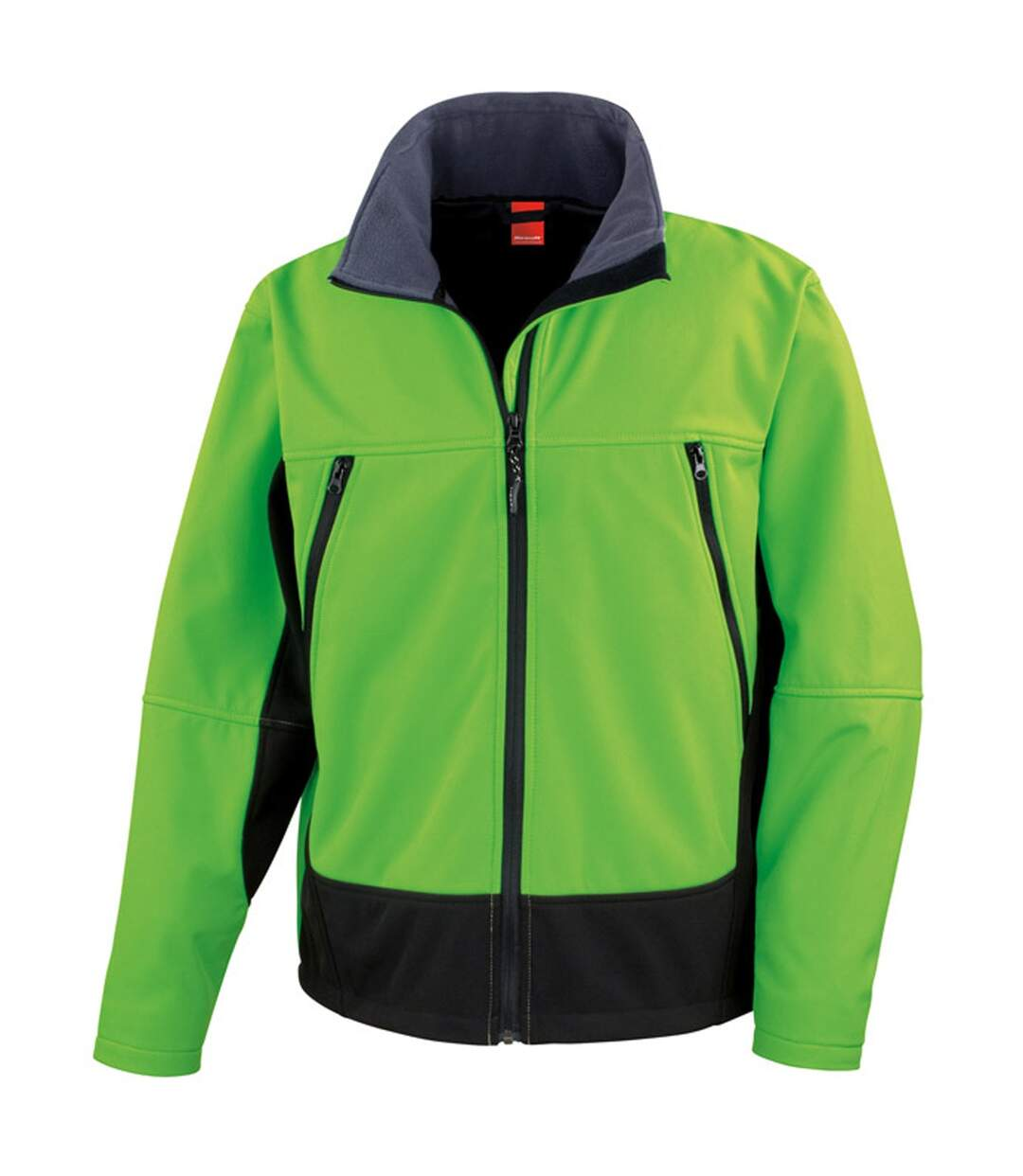 Veste softshell sport unisexe - R120X - vert