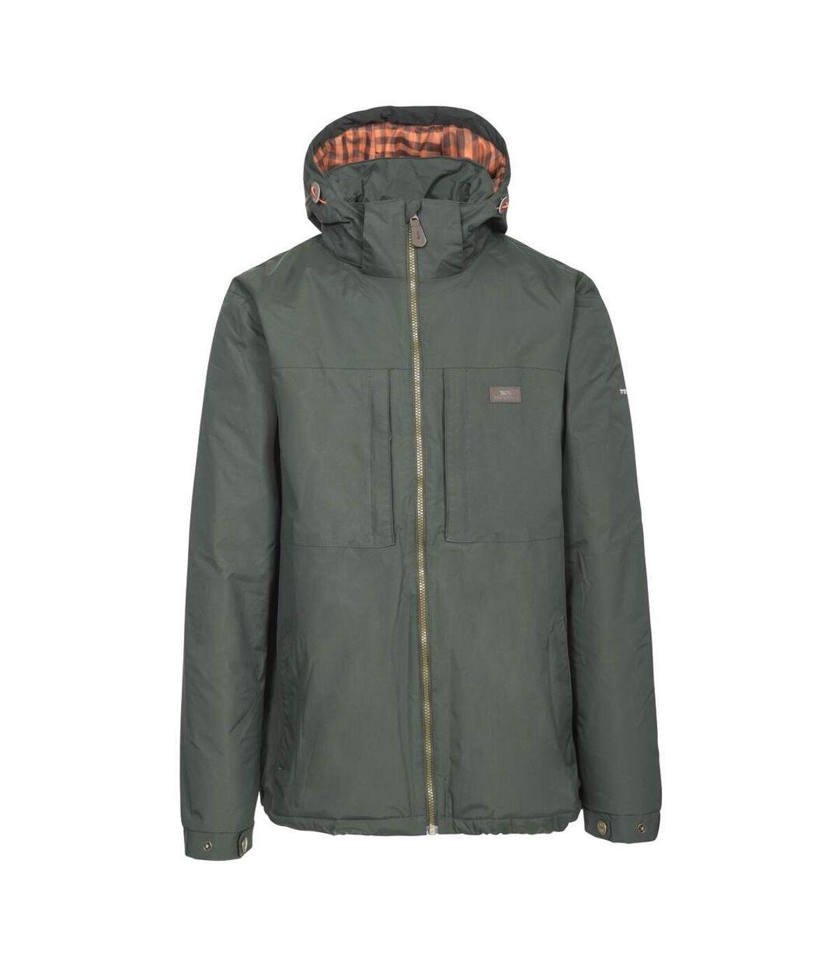 Trespass Mens Savio Jacket (Olive) - UTTP4257