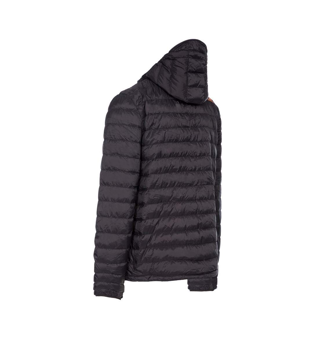 Trespass Mens Digby Down Jacket (Dark Grey) - UTTP3283