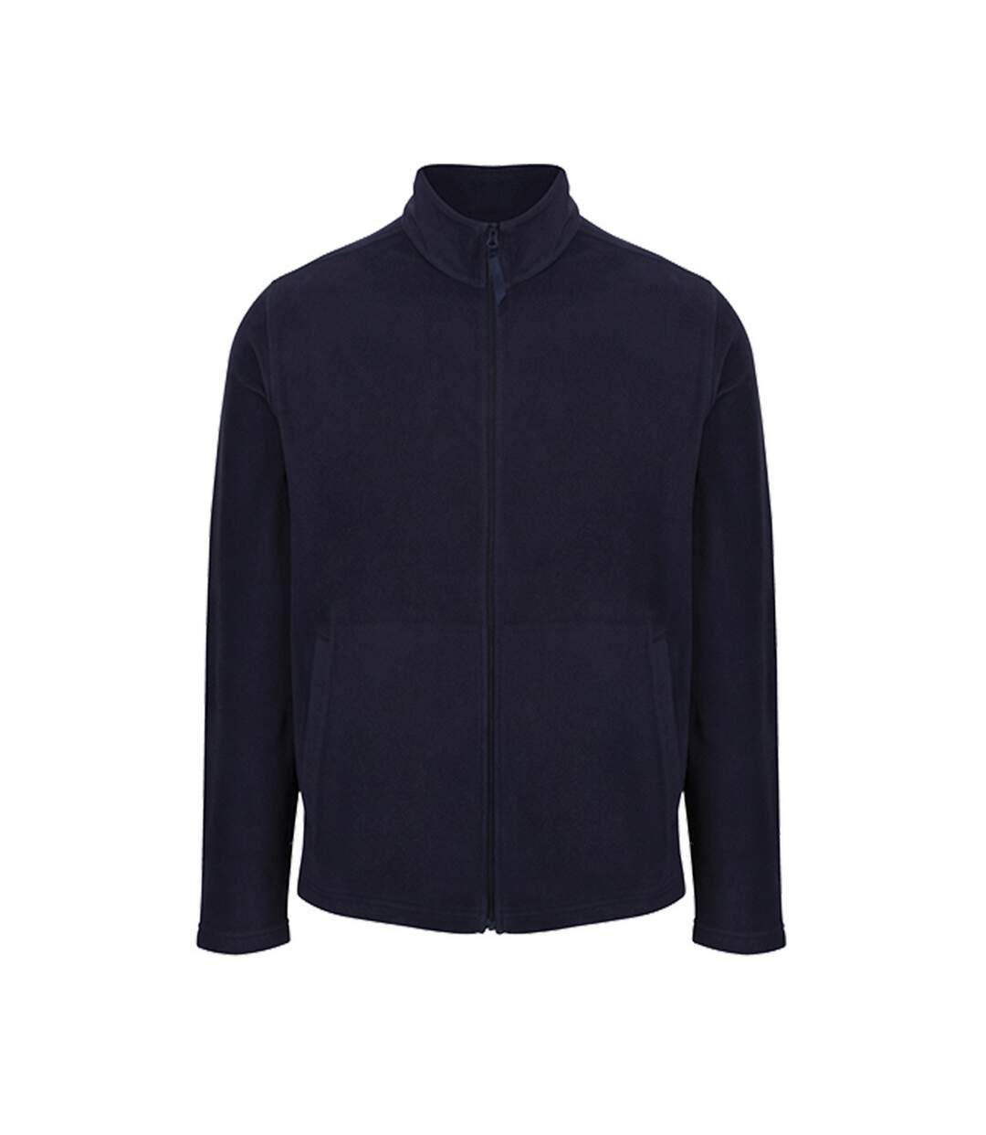 Regatta Professional Mens Classic Micro Fleece Jacket (Dark Navy) - UTPC4050