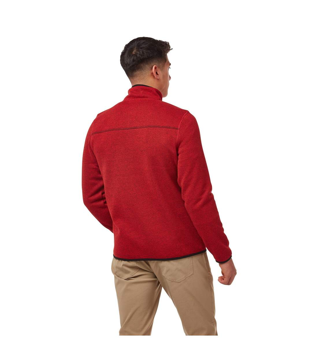 Craghoppers - Polaire ETNA - Homme (Rouge chiné) - UTCG1142