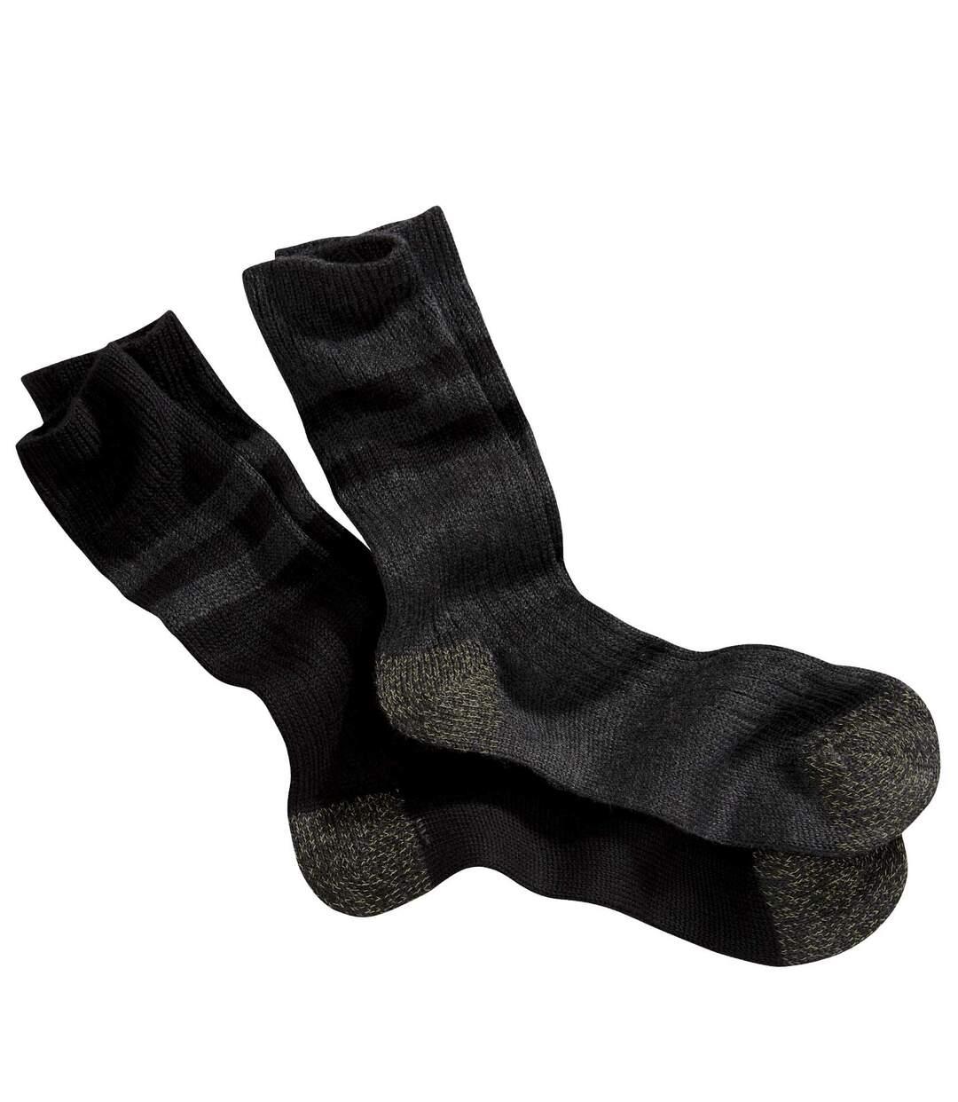 Sada 2párů ponožek Kevlar
