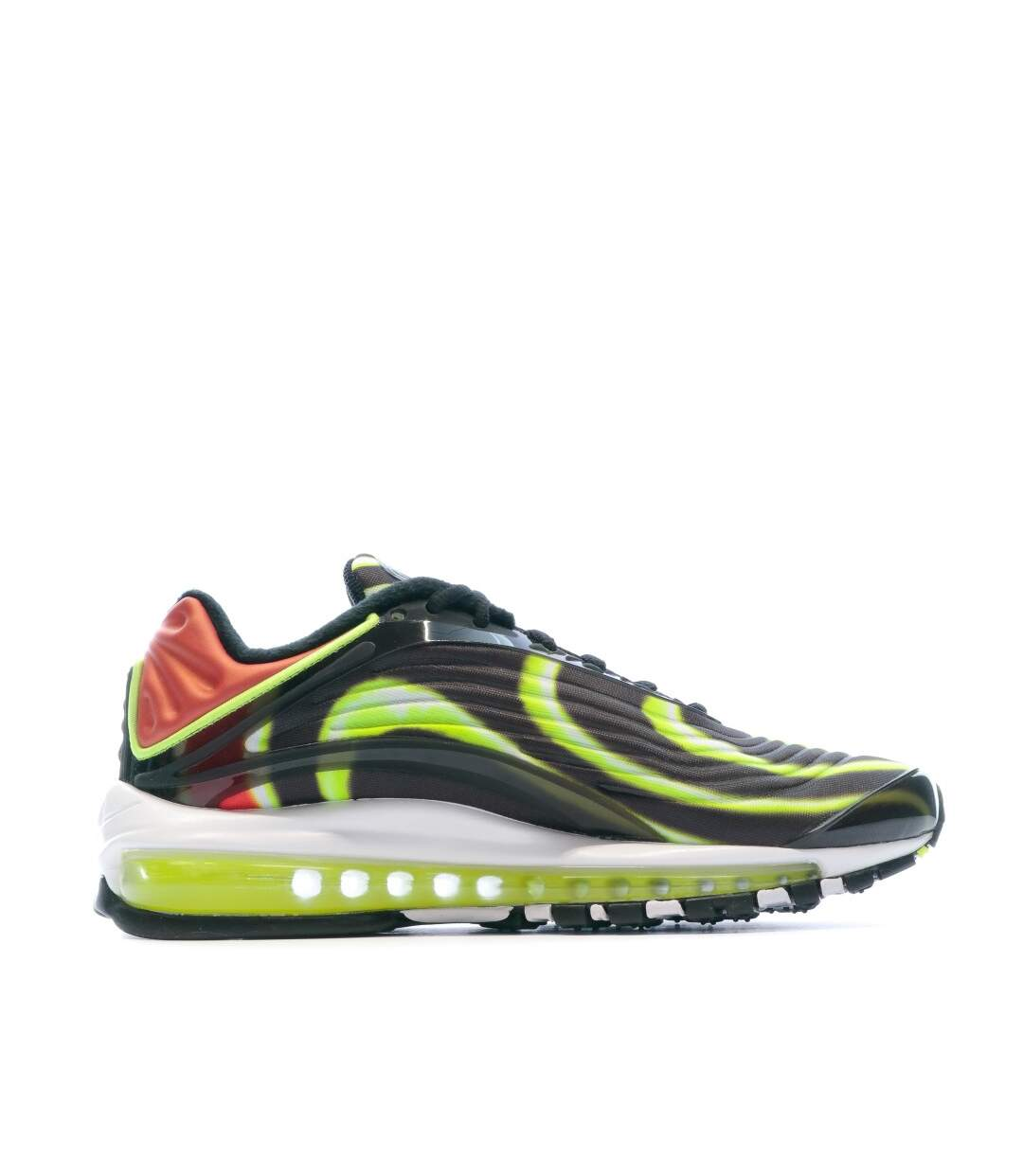 Grande Vente Air Max Deluxe Baskets noir homme Nike dsf.d455nksdKLFHG