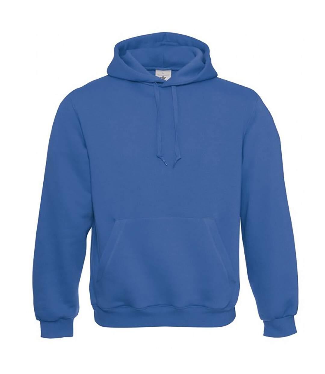 B&C Mens Hooded Sweatshirt / Hoodie (Steel Grey) - UTBC127