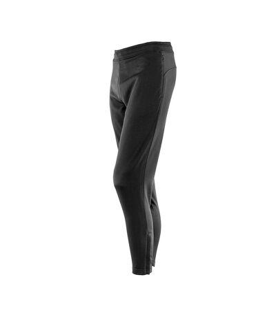 Spiro Mens Slim Fit Joggers (Black) - UTPC3649