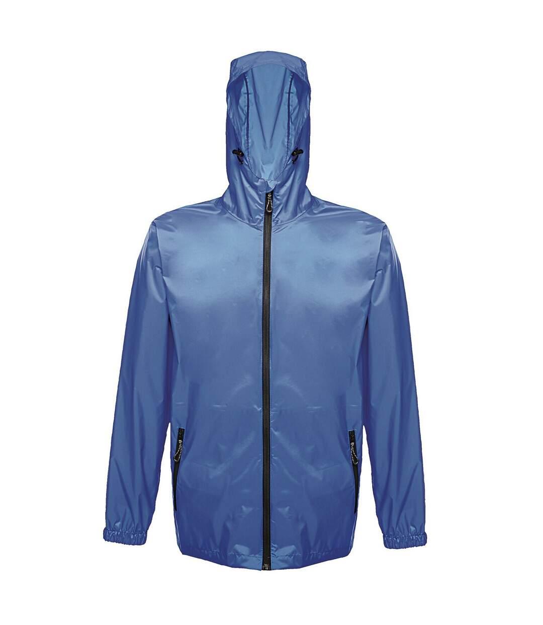 Regatta Pro Mens Packaway Waterproof Breathable Jacket (Oxford Blue) - UTPC2994
