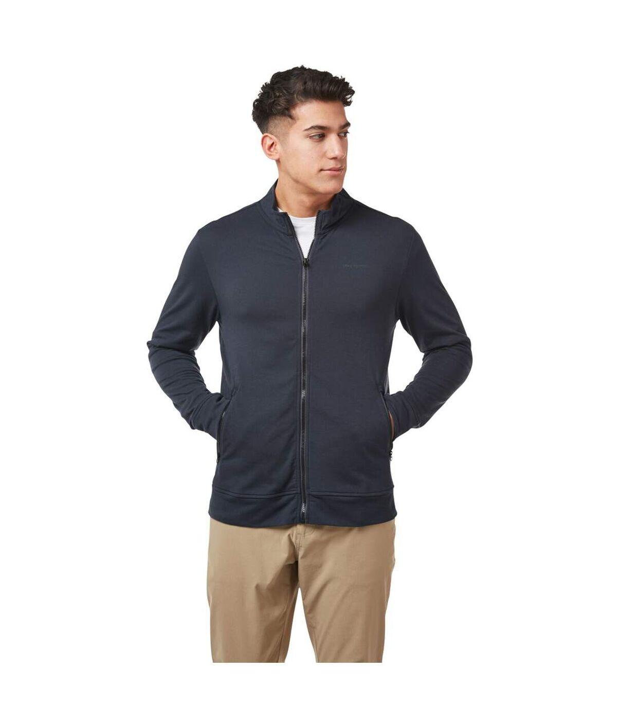Craghoppers Mens NosiLife Alba Jacket (Steel Blue) - UTCG1102