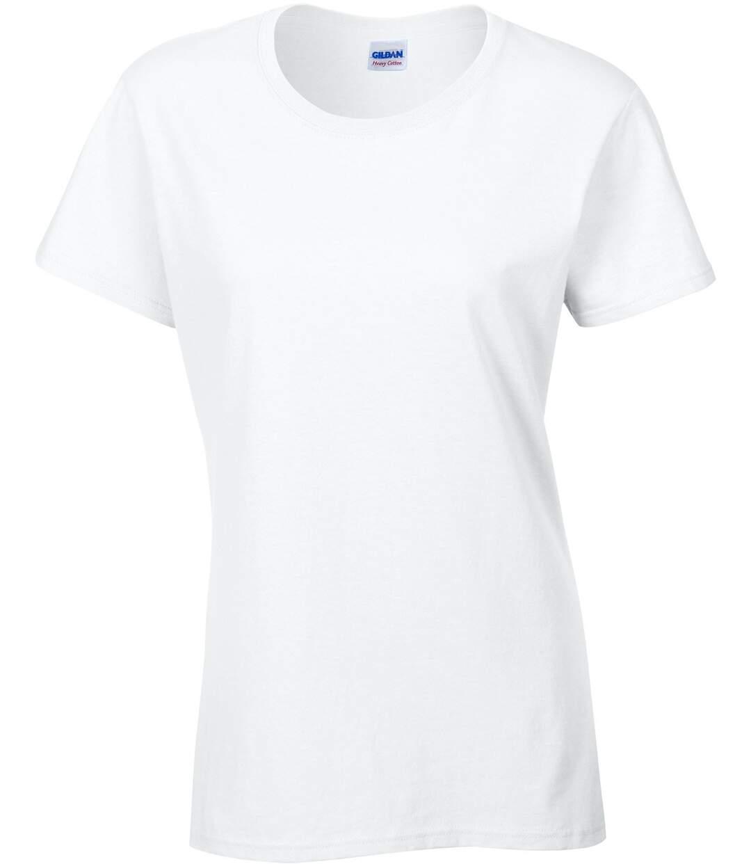 T-shirt épais manches courtes