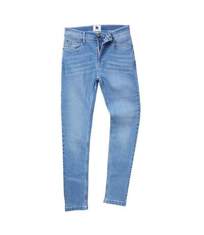AWDis So Denim Mens Max Slim Jeans (Bleu clair) - UTRW5543