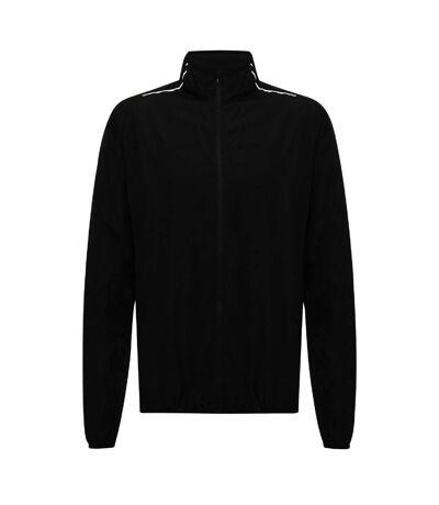 TriDri Mens Ultralight Fitness Shell (Black) - UTRW6127