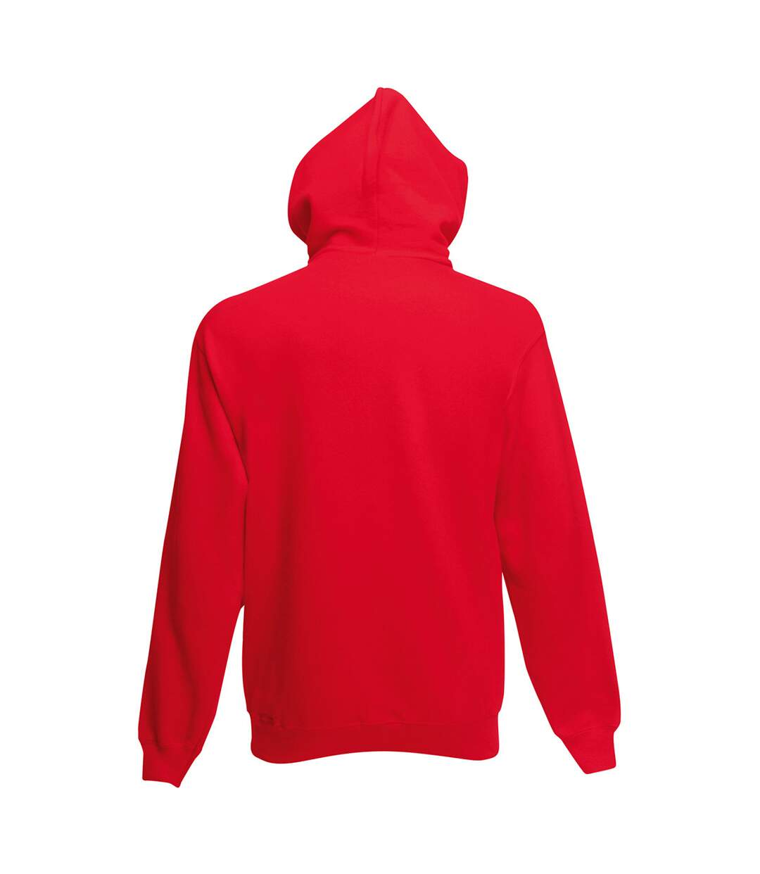 Fruit Of The Loom - Sweatshirt À Capuche Et Fermeture Zippée - Homme (Rouge) - UTBC1369
