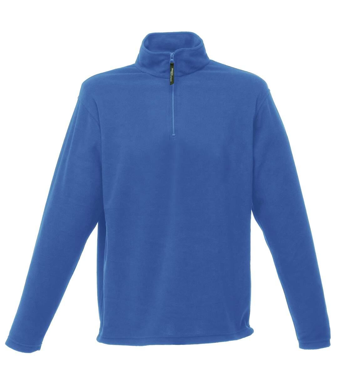 Regatta Mens 170 Series Anti-pill Zip Neck Micro Fleece Jacket (Oxford) - UTRW1207