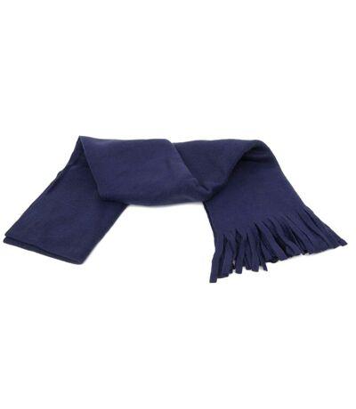 FLOSO - Echarpe thermique - Femme (Bleu marine) (Taille unique) - UTSK161
