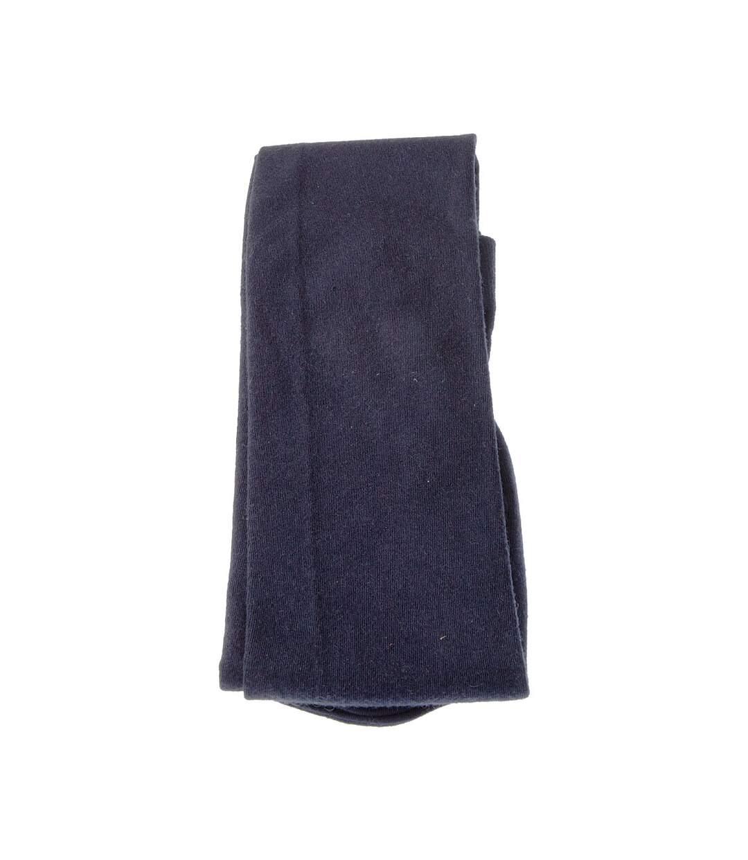 Dégagement Collant chaud 1 paire Unis maille jersey Ultra opaque Mat Gousset polyamide Viscose Bleu Prestige dsf.d455nksdKLFHG