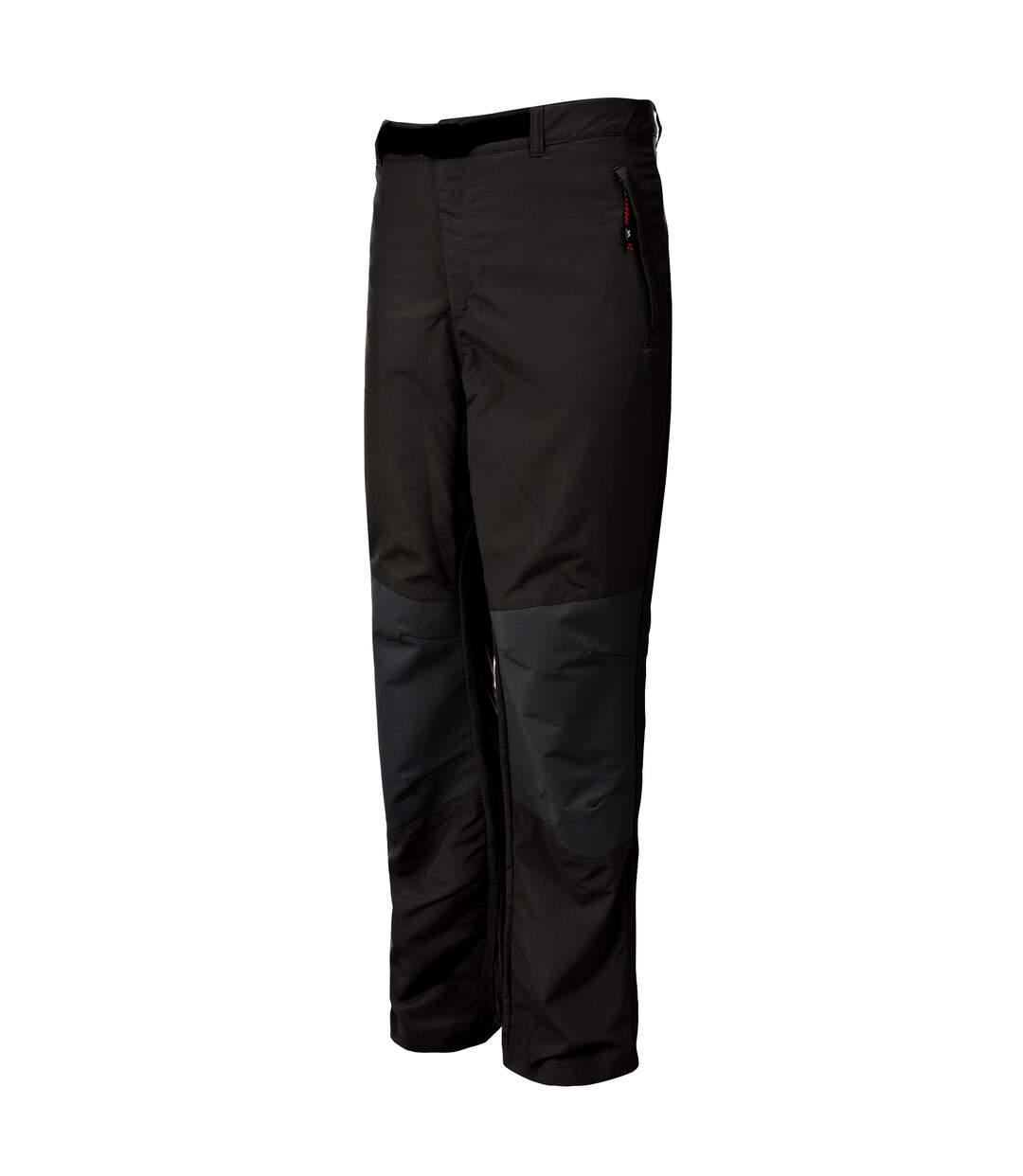 Trespass Mens Rawlins Adventure Trousers (Black) - UTTP3282