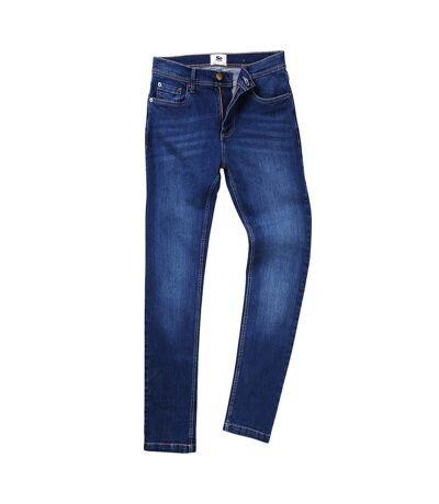 AWDis So Denim Mens Max Slim Jeans (Bleu marine) - UTRW5543