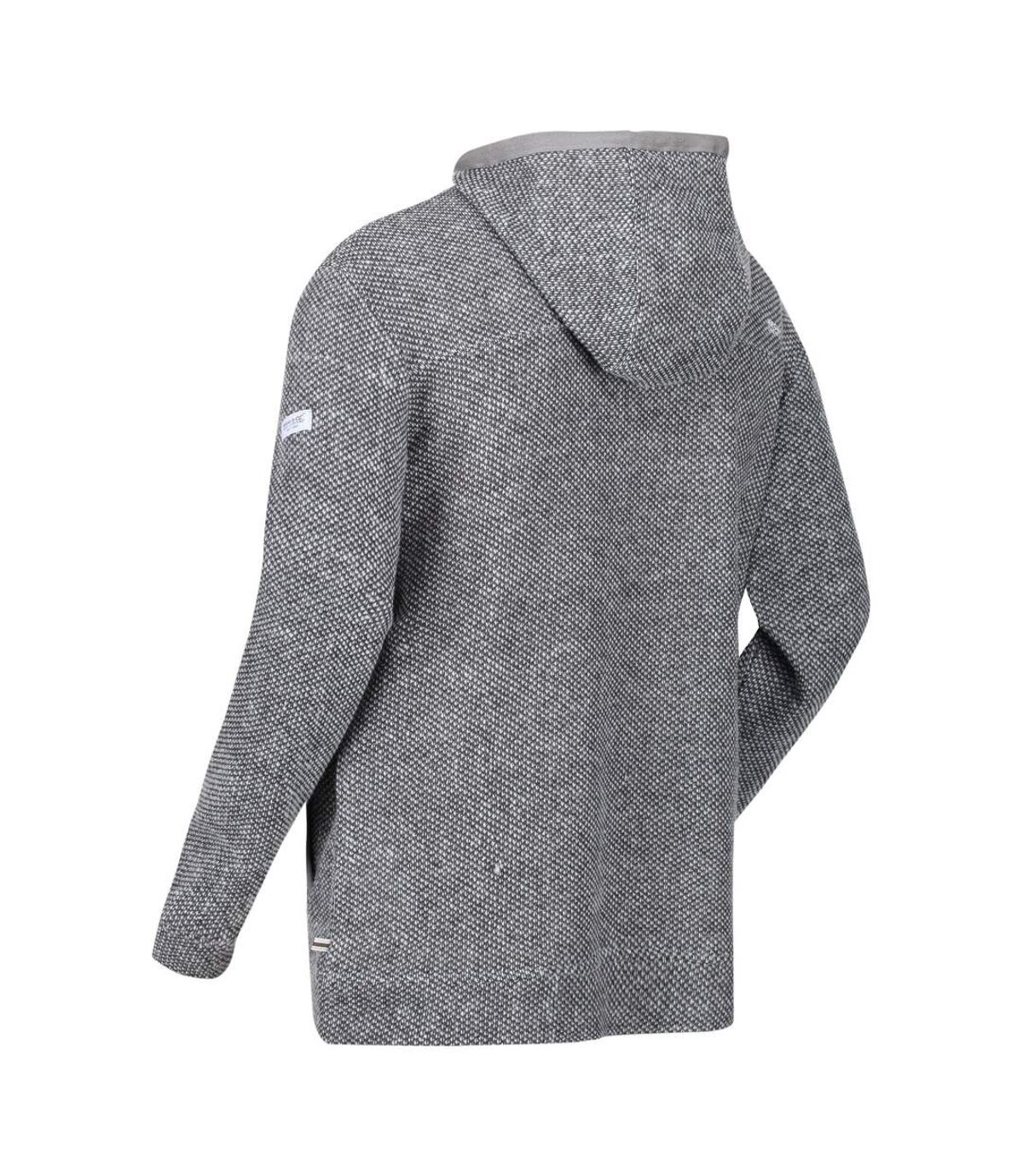 Regatta - Veste polaire à capuche LASZLO - Homme (Gris) - UTRG4912