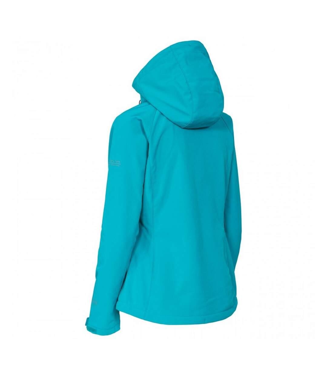 Trespass Womens/Ladies Bela II Waterproof Softshell Jacket (Marine) - UTTP3440