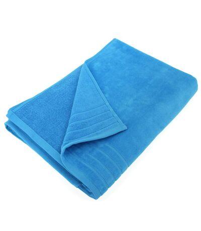 Drap de plage 90x160 cm KUPARI bleu turquoise