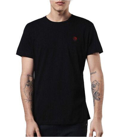 Tee shirt coton uni  -  Diesel - Homme