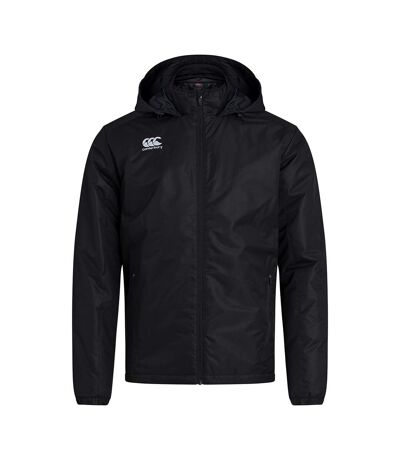 Canterbury Mens Club Stadium Track Jacket (Black) - UTPC4380