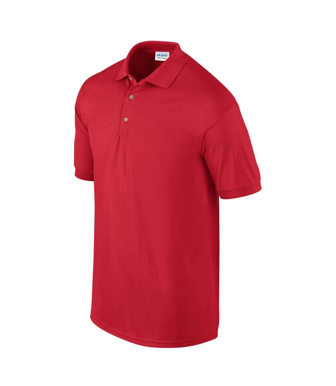 Gildan Mens Ultra Cotton Pique Polo Shirt (Sport Grey (RS)) - UTBC479