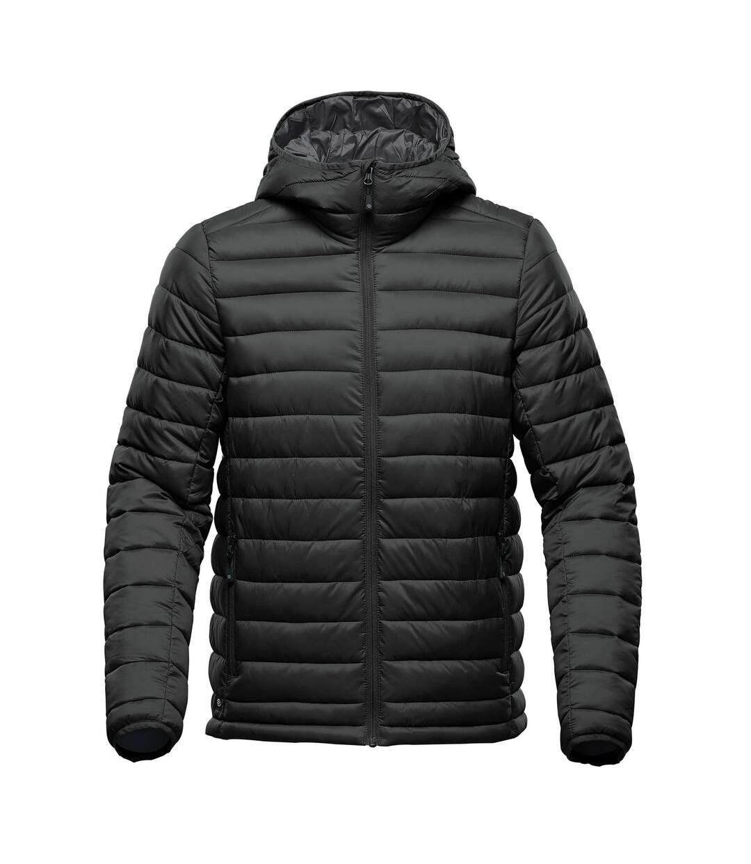 Stormtech Mens Stavanger Thermal Shell Jacket (Black) - UTRW7348